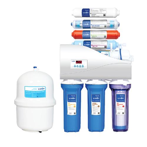 Máy lọc nước karofi thông minh 8 cấp lọc iRO 1.1 (K8IQ1)
