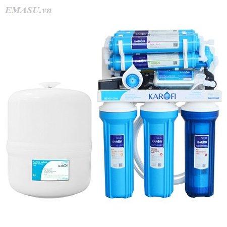 Máy lọc nước sRO 6 cấp