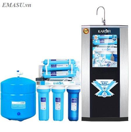 Máy lọc nước Karofi 6 cấp lọc tủ IQ (KT6)