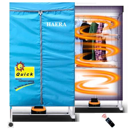 Máy sấy quần áo Haera 868UV (UV diệt khuẩn)